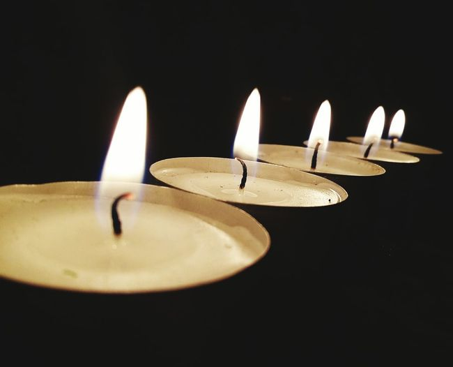 Fire Candles Candlesareuseful Lights Out, Candles Lit Relaxing