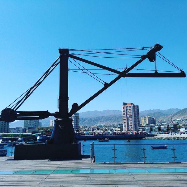 Architecture Bridge - Man Made Structure Blue Tourism Water
