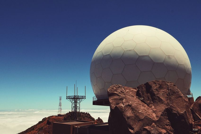 2016: A Space Odyssey On top of the world! (It's actually 1800+ meters but still...) Amazing! Onephotoaday Serene Outdoors Serenity On Top Of A Mountain Vulcanic Landscape Outdoors Madeira Pico Do Arieiro Radar Radar Station On Top Of The World Amazing View Amazing Place Total Silence Impressive Showcase July