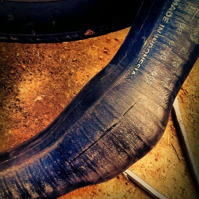 Streetphotography Androgram Tire