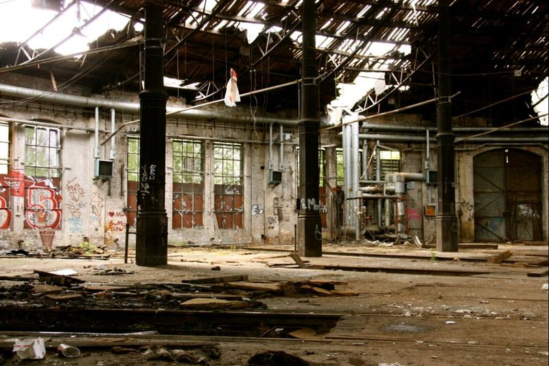 Abandoned Beauty Of Decay Urbex Lostplaces