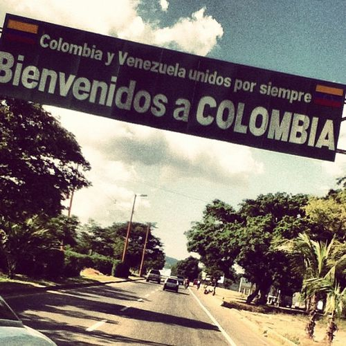Colombia =D