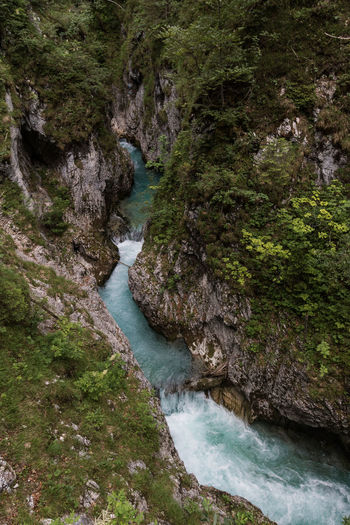 Geisterklamm - Leutasch - Mittenwald Green Klamm Beauty In Nature Blue Water Bridge Canon EOS 750D Canonphotography Flowing Flowing Water Geisterklamm Idyllic Landscape Mittenwald Nature No People Outdoors River Rock Scenics - Nature Summer Water
