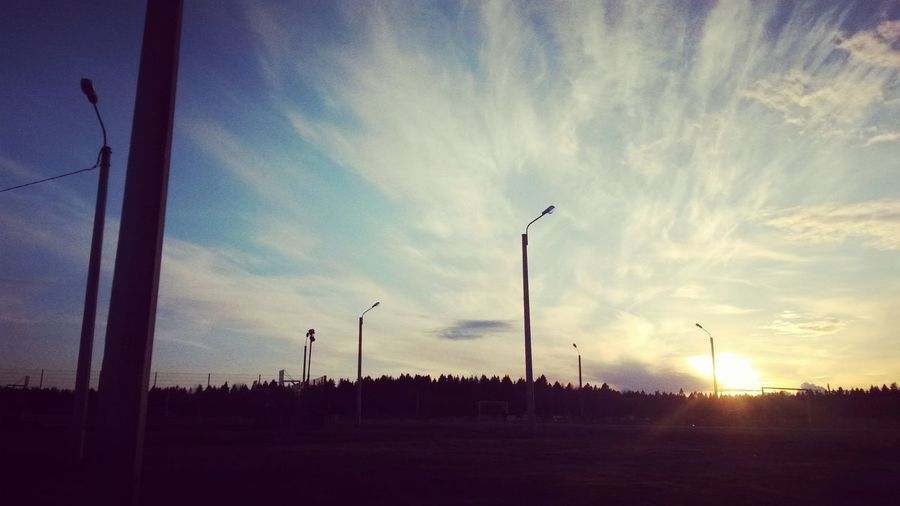 Beautiful Nature Sunset Nature Beauty In Nature Закат No People Evening The Street Photographer - 2017 EyeEm Awards