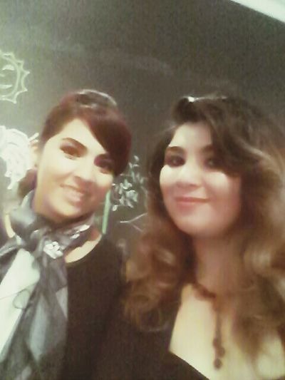 Great time with a great person Bff♥ Good Friends Museum Opening