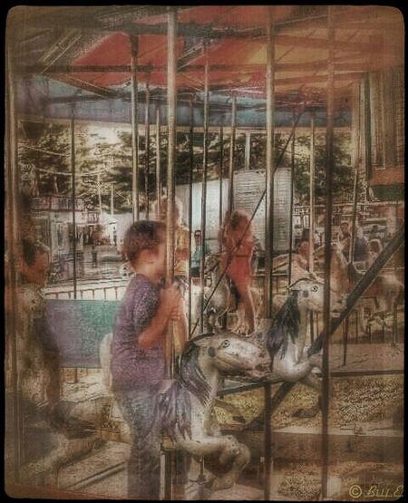 Carosel Amusement Park Vscocamforandroid Vscocam