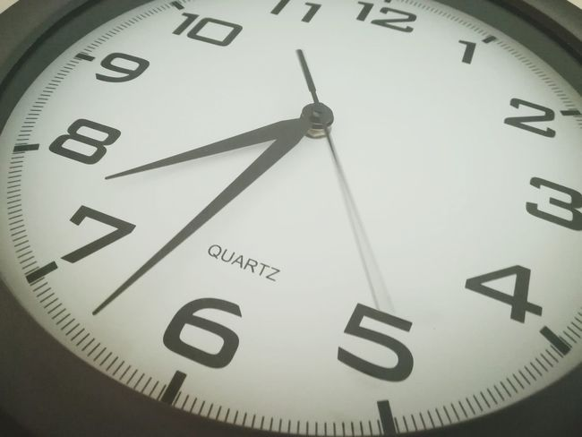 Abstract Concept The Passage Of Time Conceptual Concept Abstract Clock Face Minute Hand Clock Hour Hand Time Number Close-up Instrument Of Time Wall Clock Timer Circular