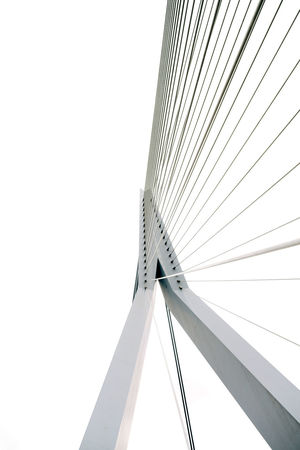 Erasmusbrug / Erasmus bridge, Rotterdam (especially for @MaximeCastonguay) Abstract Abstract Photography Architecture Bridge - Man Made Structure Building Exterior Built Structure City Clear Sky Connection Day Engineering Futuristic Low Angle View No People Outdoors Sky Skyscraper Suspension Bridge Travel Travel Destinations