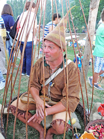 Renaissance Festival,Koprivnica 2016, whistling man, 33 Annual Bird Sound Cage Craftmanship Croatia Day Eu Europe Event Fair Fancy Front View Funny Koprivnica Medieval Person Renaissance Festival Summer Traditional Whisting Man Whistling