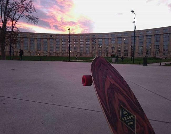 Taking a Break - Place de L'Europe - Montpellier Skate Arbor Pocketrocket Break Exams CaSentLesExamsMaggle Montpellier Mtp