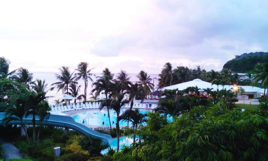 Hotel swiming pool by the beach First Eyeem Photo Check This Out Nice Day Beautiful View Enjoying The View Amazing View Taking Photos View From Above Swimming Pool