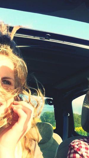 Relaxing Driving Cheese! Enjoying Life :) wonderful live ♡♡♡♡♡♡