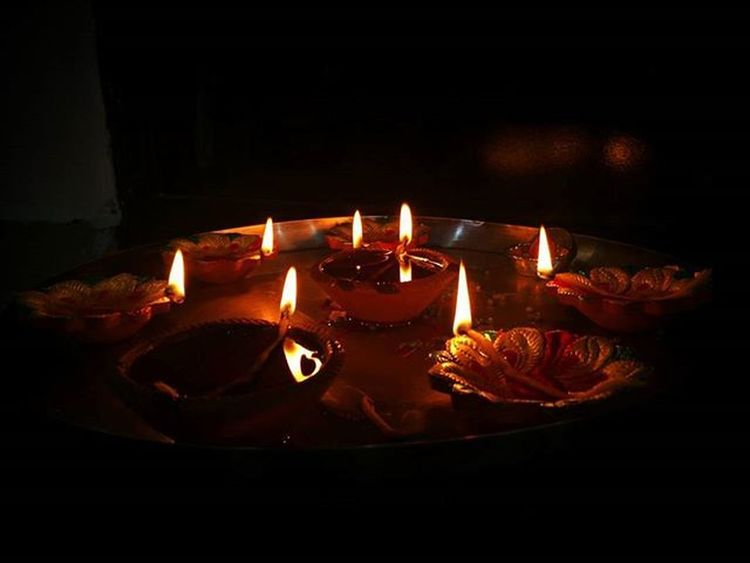 ~Let there be light~ Diwali15 ShotOniPhone6