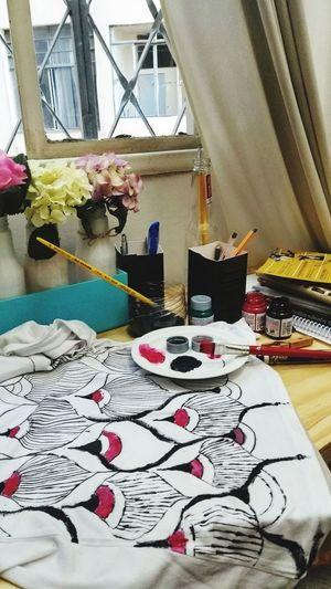 Textile ♡♥♡ Drawn Create Colors