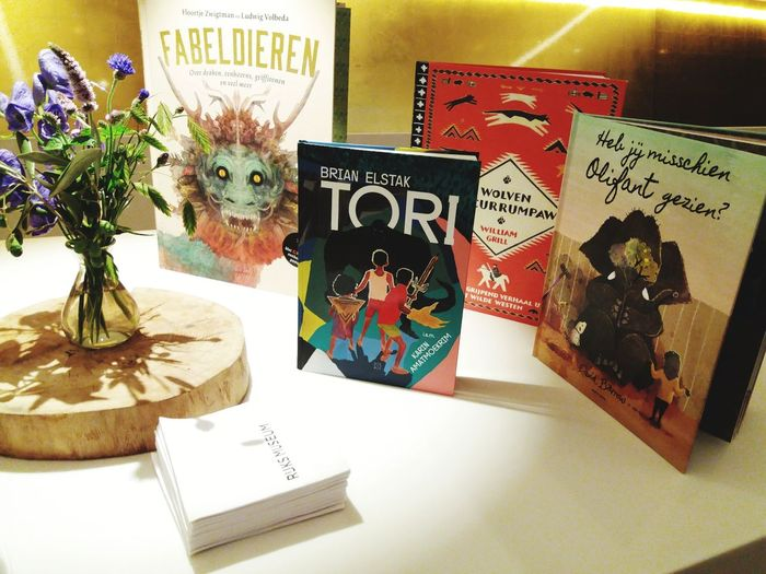 Gouden Penseel genomineerden Books Gouden Penseel Genomineerden Photograph Business Text