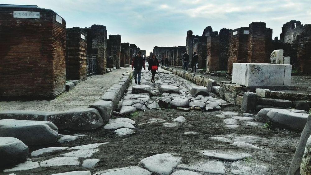 Pompeii  Pompei. Archeologia Pompei Scavi Pompeii Ruins