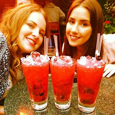 Wildberry Mojito Maggies Bankholiday friends