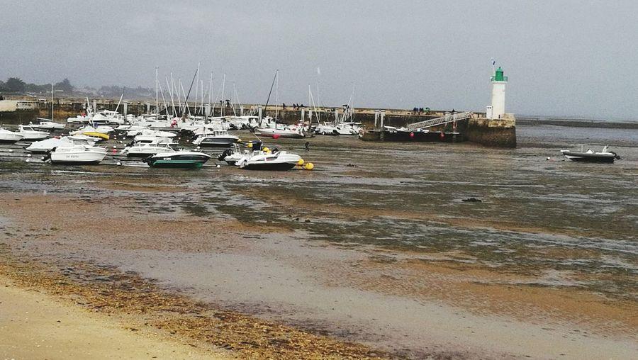 Port La Flotte Ile De Ré France