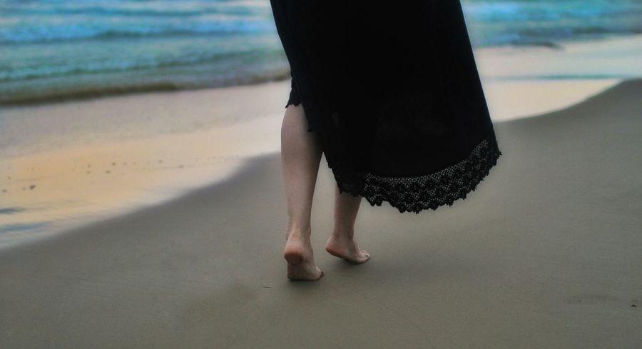 Beach Water Nature Eyeemphotography Silhouette Soledad_infinidad_caminos Eyeem Selction