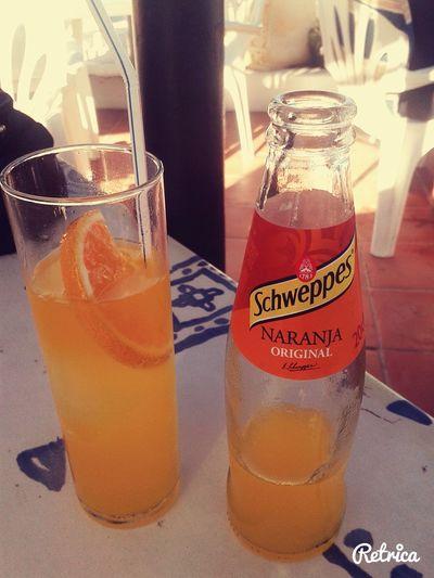 ♡Schweppes Naranja♡
