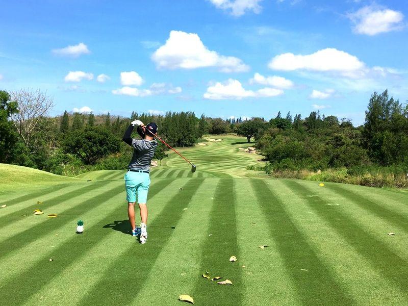 Golf Course Golfing Golf Is My Life ⛳️ Golf ⛳ EyeEmNewHere