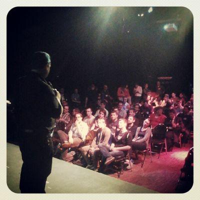 Darren Cooper dc7590 auf der #wmfra Bühne #WeAreFFM #RheinMainRocks :-) Wmfra Weareffm Rheinmainrocks