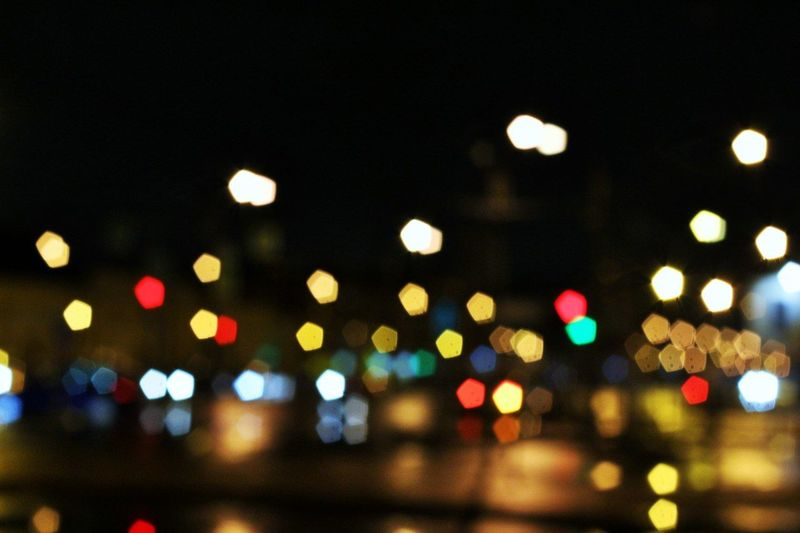 Glare Night Light City блики город ночной город EyeEm Diversity Paint The Town Yellow