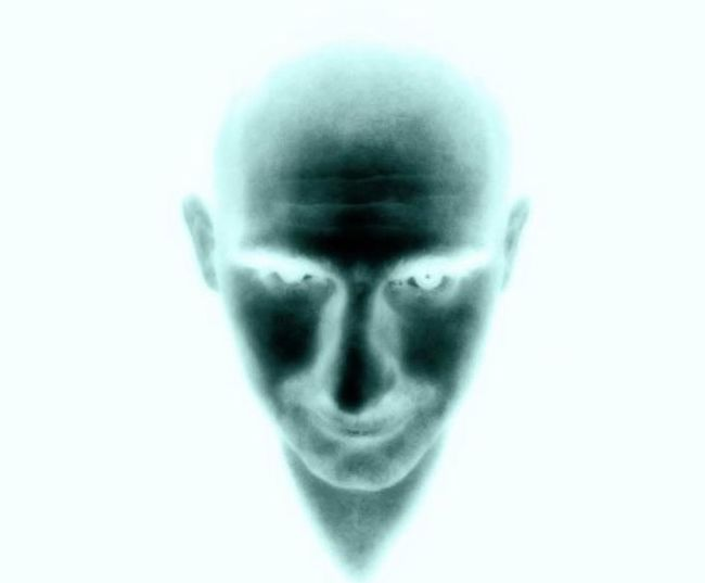 Negative Negative Effect Self Portrait Selfportrait