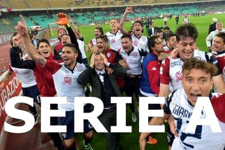 Apoteosi promozione Serie A First Eyeem Photo