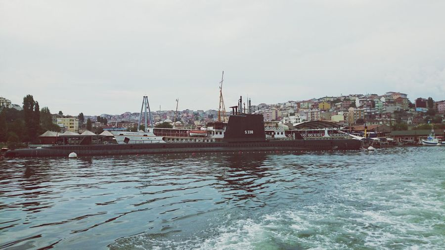 Submarine Sea Travel Photography First Look