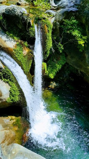 Water Day Outdoors Full Frame No People High Angle View Backgrounds Nature Close-up Alanya Sapadere Kanyonu