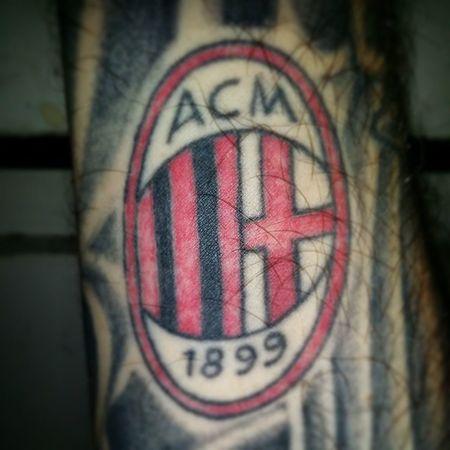 Alwaysacmilan Tattoo Forever Forzamilan follow4follow