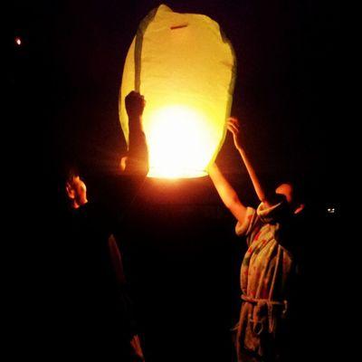 Night Tangled Xxa Light lamp sister lantern candle