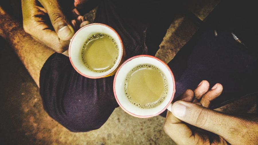 The chai friend