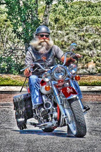 Biker in the sky ride free One Person Adult Special Effect Biker Special Effects Biker Collection
