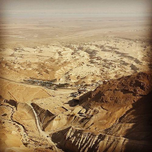 Great Views Masada