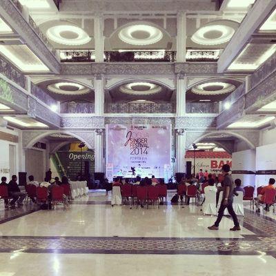 JOGJA SINGER FESTIVAL 2014 at Jogja City Mall