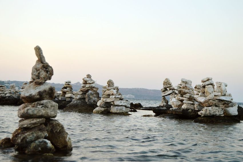 Rocks Formation SunsetBeauty Formation Sea Shapes Design Waves Water Rock Design Beaury In Nature Sunset Summer Art Water Sea Sculpture Stack Beach Rock - Object Sea Horse Stack Rock Sea Life Rock Formation Underwater