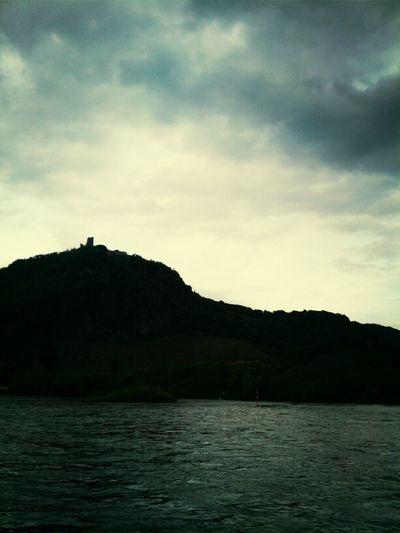Castle Enjoying Life Rhein Sight Seeing