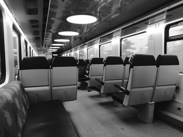 First Eyeem Photo Train Traveling Black And White Black & White On My Way On The Move Basically Basic Life Bussiness FirstEyeEmPic