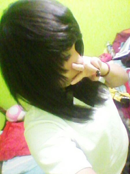 OwO my hair is like ew Scenehair Emohair Sceneteen