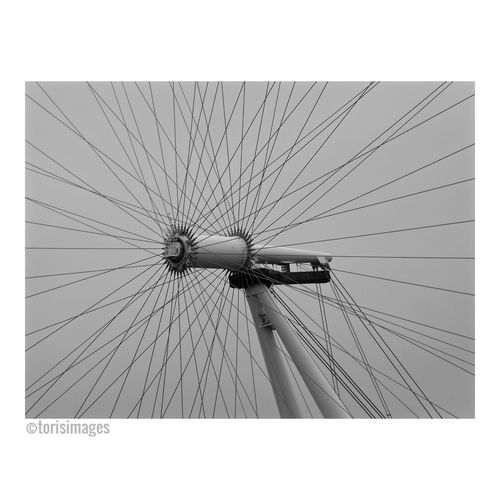 Amusement Park Arts Culture And Entertainment No People Low Angle View Amusement Park Ride Ferris Wheel Outdoors