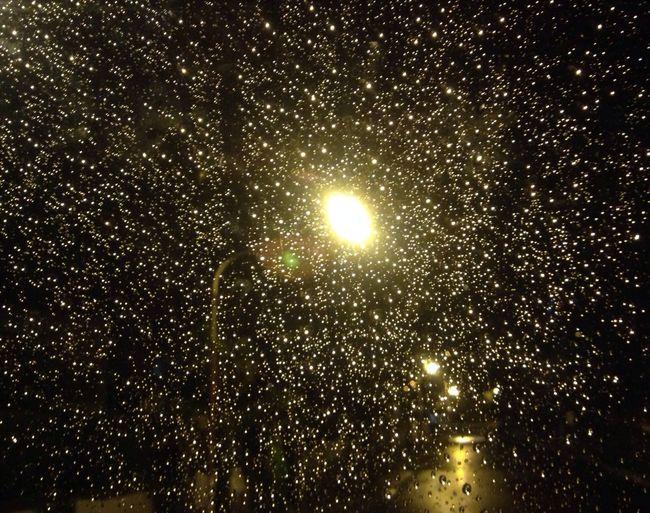 rain + night... Driving Rain Goodnight Streetphotography