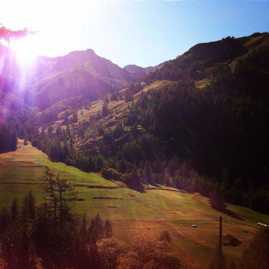 Perfect Weekend Queyras Sun