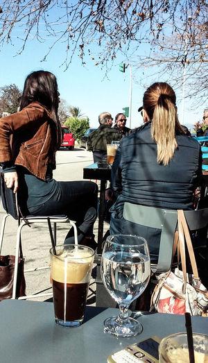 Drinking Coffee TheMinimals (less Edit Juxt Photography) Sunday Morning