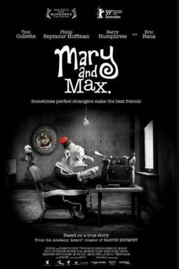 Mary And Max ❤❤❤❤❤❤❤❤❤❤❤❤ 👌Perfecto. 💕 کارتون بهترین Iyi Iyi 😜 Aşk♥ لیلا♡ Mükemmel Love فیلم Film Top10 ⭐⭐⭐⭐⭐ 👍👍👍👍👍👍👍👍 MOVIE عالی Harika Her Günün لایک Beauty Takip :) Vía غمگین