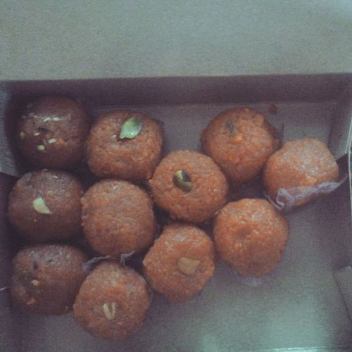 Mothichor Laddu Morning Breakfast Yummyfood