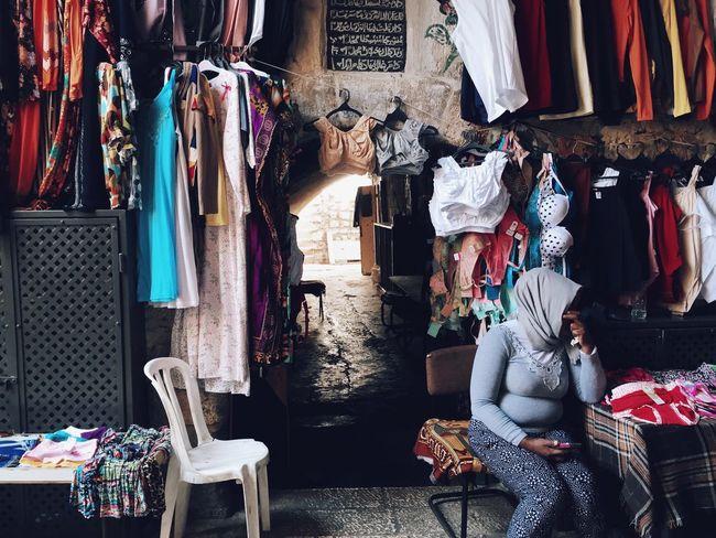 Live Love Shop Shop Street Photography Shopping ♡ People Street Colors Woman Market Jerusalem Fine Art Photography