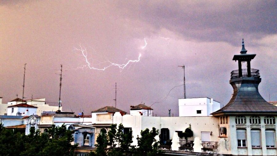 Light Up Your Life Storm SPAIN Lightning