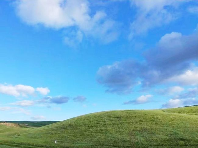 Cloud - Sky Sky Field Nature Tranquil Scene Landscape Scenics Beauty In Nature Hill Blue Outdoors Grass Agriculture Day Rural Scene No People Tranquility Summer Freshness